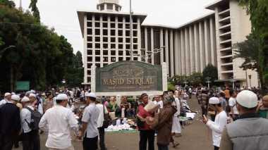 Polisi Imbau Massa GNPF-MUI Salat Jumat Saja Jangan Long March