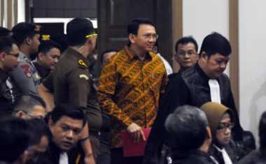 Jelang Vonis Ahok, Majelis Hakim Diminta Independen