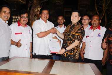 Partai Perindo Dukung Sudikerta di Pilkada Bali