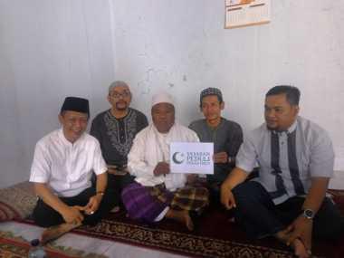 Yayasan Peduli Pesantren Salurkan Bantuan untuk Ponpes di Banten