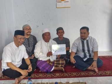 Ini Alasan Yayasan Peduli Pesantren Bantu Ponpes Assalamiyah Serang