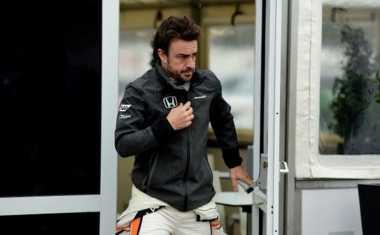 McLaren Terpuruk, Alonso Tak Menyesal Tinggalkan Ferrari