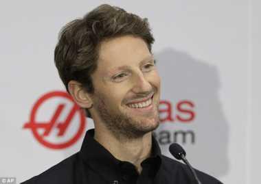 Gunakan Sistem Pengereman Baru, Grosjean: Saya Semakin Pede di Lintasan