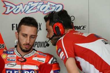 Kritik Tegas Timnya, Dovizioso: Ducati Harus Tunggu Satu Tahun Lagi untuk Tampil Ganas