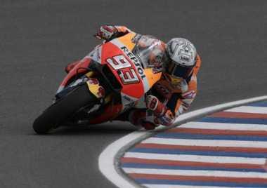 Finis Terdepan di GP Austin, Marquez Sebut Masih Ada yang Kurang dari Timnya