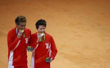 Sport Time: 5 Ganda Campuran Terakhir Indonesia yang Juara Badminton Asia Championships