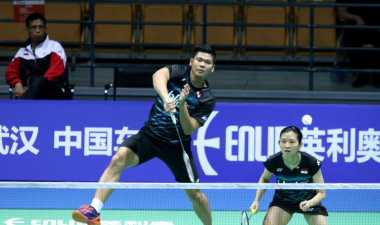 Praveen/Debby Tumbang di Perempatfinal Badminton Asia Championships 2017, Indonesia Tanpa Gelar