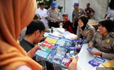 Mantap! KTP Luar Kota Kini Bisa Bikin SIM di Bandung, Ini Caranya