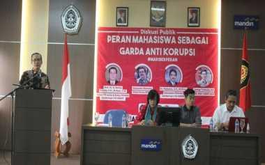 Merugikan Negara, Mahasiswa Dukung KPK Bongkar Kasus Korupsi