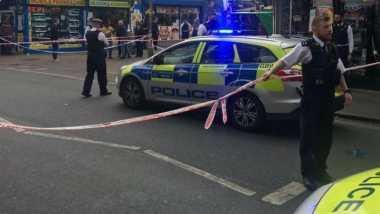 Inggris Dihantui Teror, Seorang Pria Ditemukan dengan Luka Tusukan