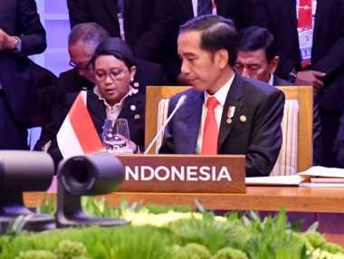 KTT ASEAN Ke-30, Jokowi Serukan Pencegahan Kejahatan Lintas Negara