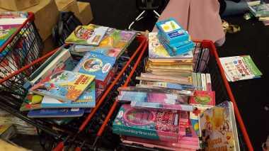 Tema-Tema Buku Ini Laris Dibeli Mamah Muda di Pameran Buku Anak