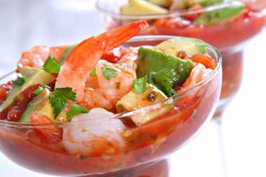 Rekomendasi Resep Shrimp Cocktail Lezat