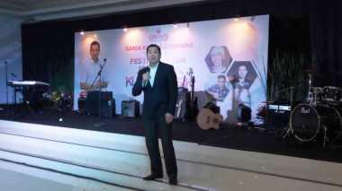 Hary Tanoe Dukung Generasi Muda Sukses Berkarier di Bidang Musik