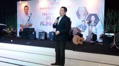 Motivasi Peserta Festival Musik GRIND Perindo, Hary Tanoe: Sukses Butuh Perjuangan