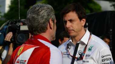 Kalahkan Mercedes, Wolff: Ferrari adalah Tim yang Hebat