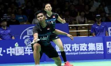 Gagal Raih Gelar di Badminton Asia Championships 2017, Ini Komentar Praveen/Debby