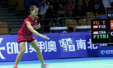 Raih Hasil Buruk di Badminton Asia Championships 2017, Ini Evaluasi Asisten Pelatih Tunggal Putri