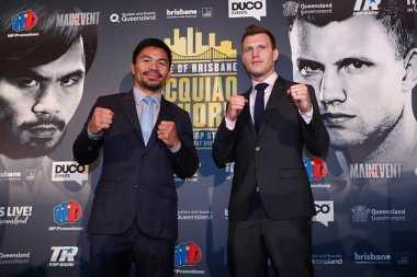 Tantang Pacquiao di Australia, Jeff Horn Siap Rebut Gelar Juara Dunia WBO