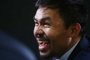 Kunjungi Australia, Pacquiao: Saya Sudah Tak Sabar Lawan Jeff Horn!