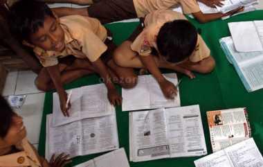 Pendidikan Bukan Hanya Tanggung Jawab Sekolah