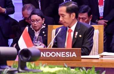 Hari Ini Presiden Jokowi Resmikan Jalur Perdagangan Indonesia-Filipina dan Bertolak ke Hong Kong