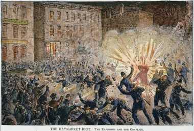 HISTORIPEDIA: May Day, Sejarah Perjuangan Buruh yang Dimulai di AS