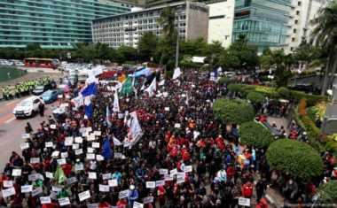 May Day, KSPI Terjunkan 80 Ribu Massa ke Istana Negara
