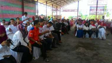 Ratusan Kader Hadiri Konsolidasi DPD Perindo Palembang se-DPC Kalidoni