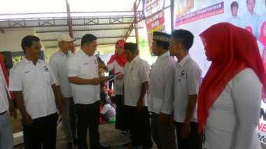 DPD Perindo Palembang Kebut Konsolidasi di Empat Kecamatan