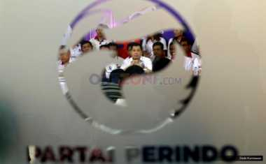 Kader DPD Perindo Palembang Kompak Bahu-membahu Membangun Partai