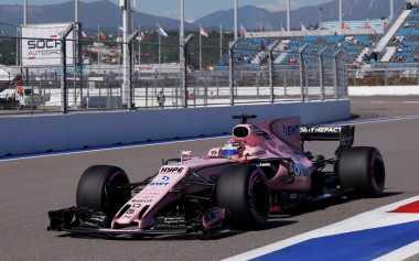 Belum Nyaman Mengendarai Mobil Balapnya, Perez: Semoga di GP Rusia Dapat Hasil yang Baik