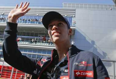 Start di Posisi 12 GP Rusia, Kvyat: Saya Senang dengan Hasil yang Diperoleh