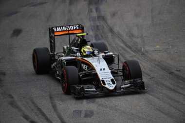 Terjerat Masalah Hukum, Perez: Force India Tak Terpengaruh Soal Kasus Vijay Mallya