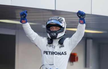 Kalahkan Vettel di Rusia, Bottas Raih Kemenangan Perdana di F1