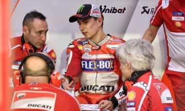 Tatap Sirkuit Jerez, Lorenzo: Sulit Bagi Ducati, tapi Tak Ada yang Tak Mungkin!