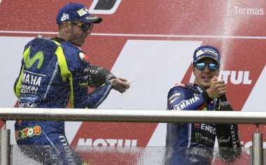 Soal Kegemilangan Vinales, Rossi: Saya Tahu Dia Akan Kuat Bersama Yamaha