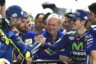 Vinales Tampil Impresif di Awal Musim, Rossi: Ini Bukan Kejutan Besar
