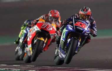 Tak Hanya Rossi, Marquez Juga Tak Kaget dengan Penampilan Vinales di Awal Musim MotoGP