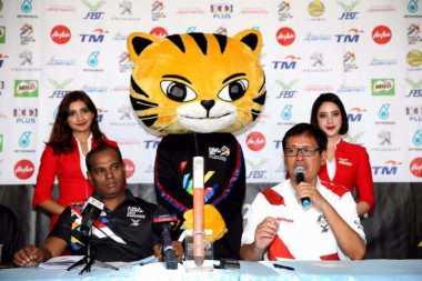 Museum Gajah Jadi Saksi Baton Run SEA Games 2017 Sebagai Simbol Semangat Persaudaraan Negara Asean