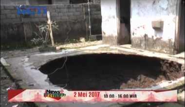 PVMBG Telusuri Penyebab Amblesnya 123 Sumur di Kediri