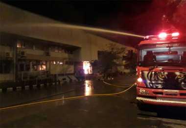 4 Pabrik Elektronik di Purwakarta Terbakar, Api Berkobar Hingga 7,5 Jam