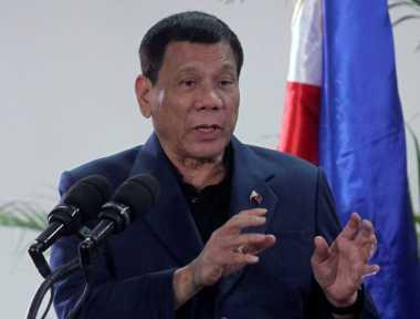Presiden Filipina: Kim Jong-un Ingin Dunia Berakhir