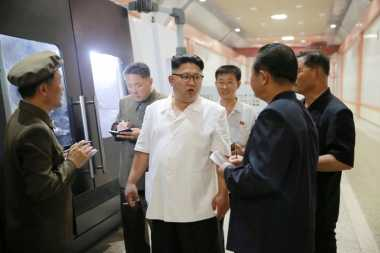 Donald Trump Mengakui Kim Jong-un Cukup Cerdas
