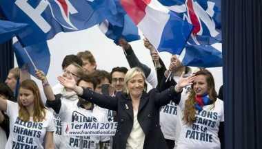 Prancis Siaga Jelang Demo May Day Menentang Le Pen