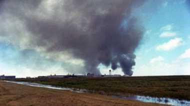 Texas Dihantam Tornado, 11 Tewas