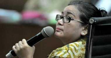 Selama Buron, Miryam S Haryani Berada di Bandung