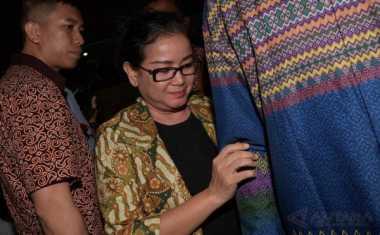 Saat Ditangkap, Miryam S Haryani Tak Melawan