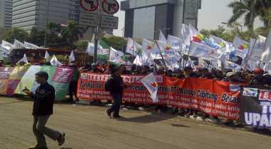 Gubernur Riau Ajak Serikat Pekerja Sejahterakan Buruh