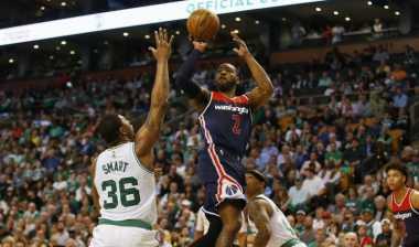 Celtics Tekuk Wizards di Game Pertama Semifinal Wilayah Timur